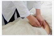 鍼灸スタッフは全員国家資格を持つ専門家です
